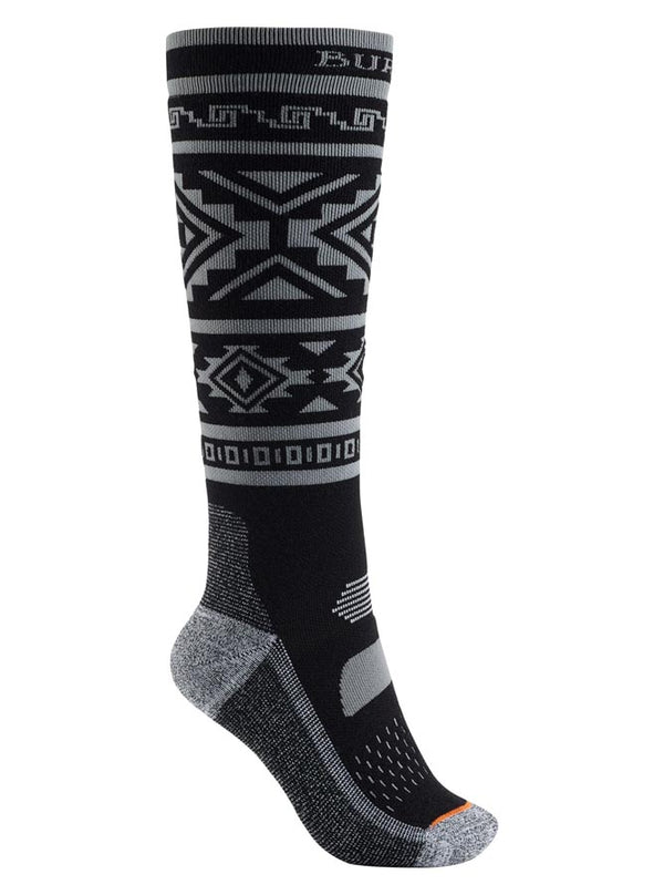 Burton 2020 Women's Performance Midweight Sock True Black