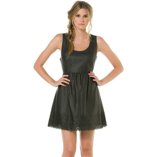 Billabong Ladies My Rules Dress Off Black
