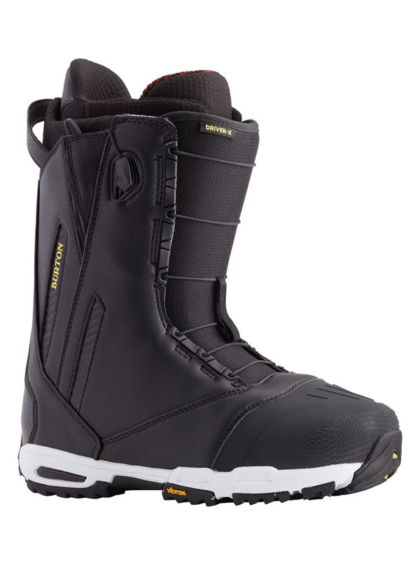 Burton Men's Driver X Boot Black 2021