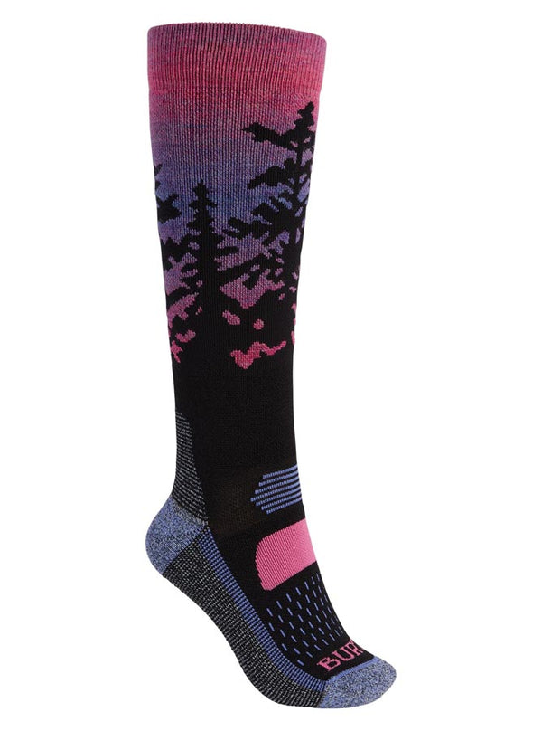 Burton Women's Performance Midweight Sock Sunrise 2021