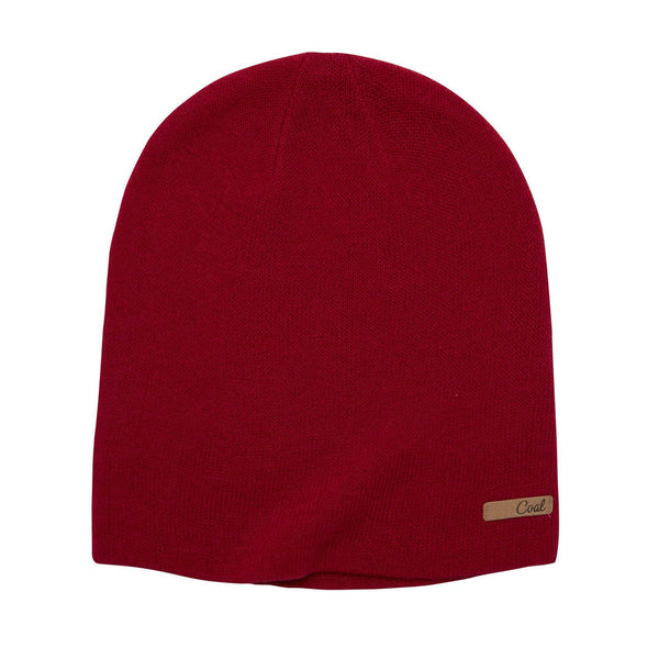 Coal Womens The Julietta Beanie Ruby Red 2021