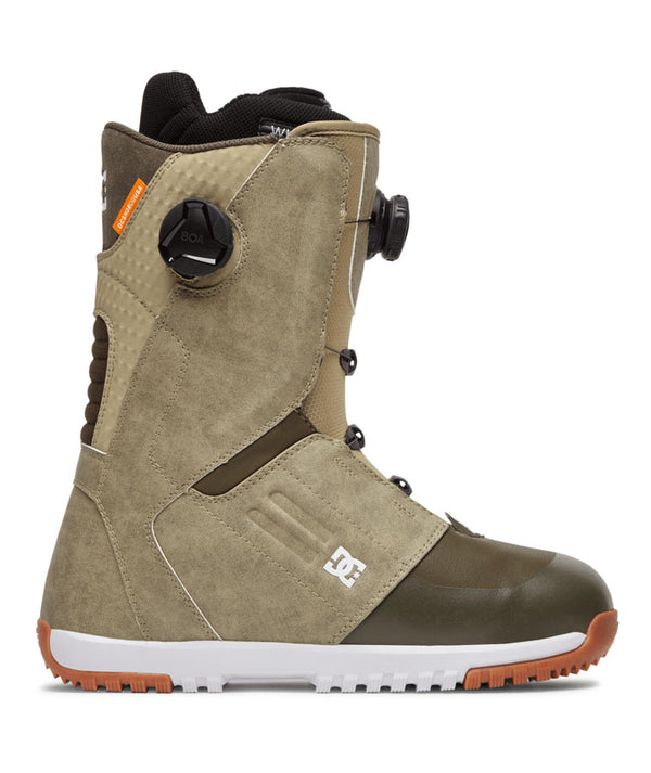 DC Men's Control BOA Boot Tan 2021