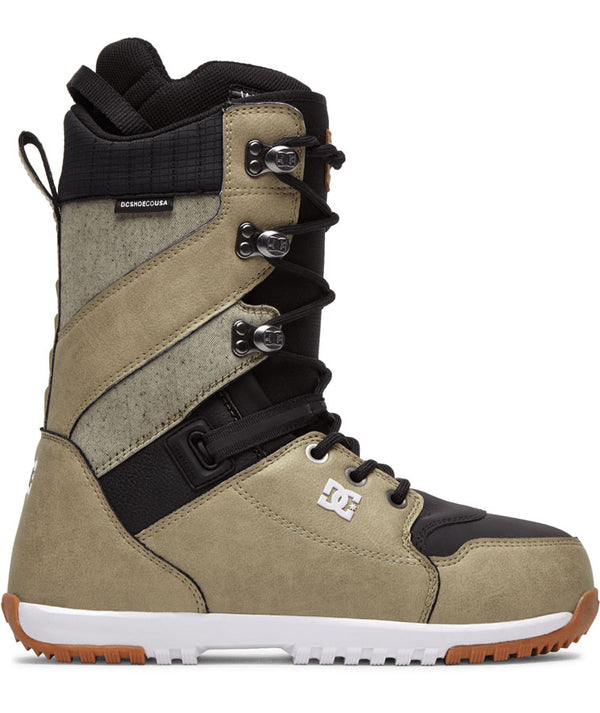 DC Men's Mutiny Boot Tan 2021