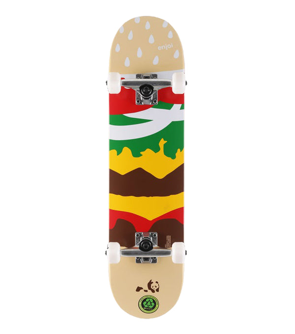 Enjoi Burger Time 7.375 Complete
