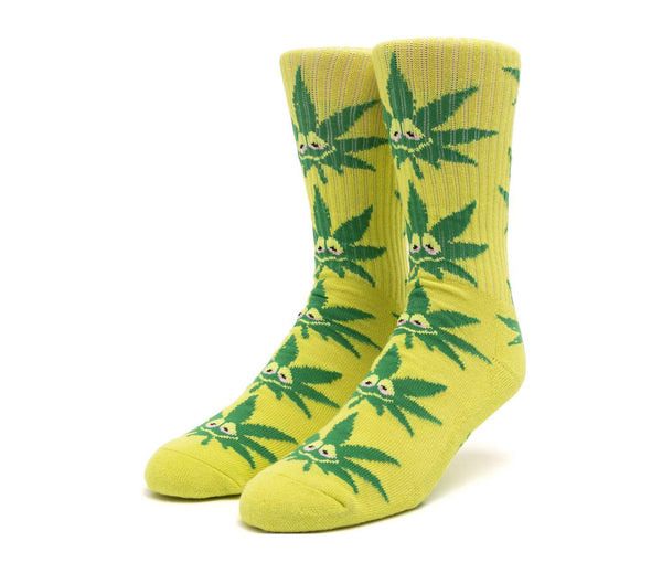 HUF Green Buddy Strains Socks - Green