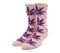 HUF Green Buddy Strains Socks - Pink