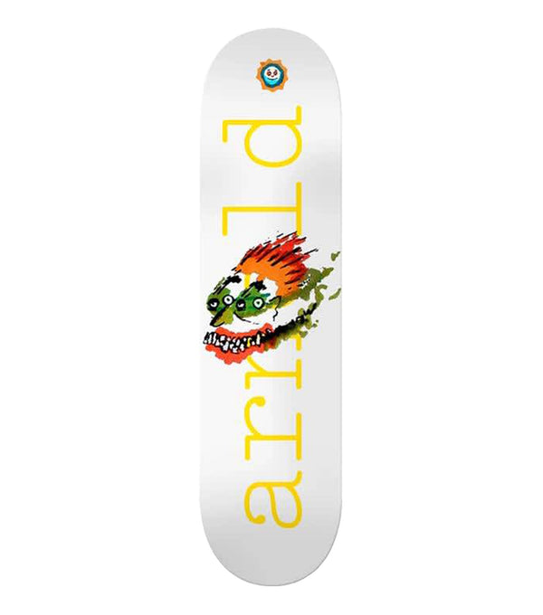 Isle Mike Arnold Face Deck - 8.25