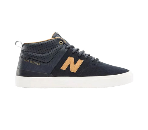 New Balance Numeric 379 Mid - Sour Navy/Gold
