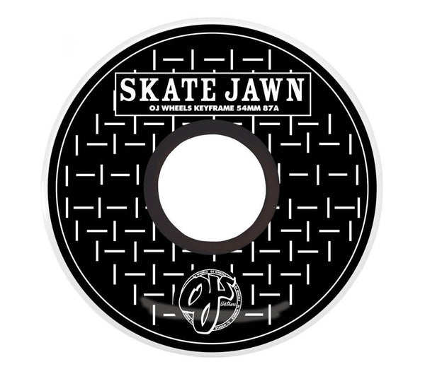 OJ's Wheels Skate Jawn Keyframe 87A 54mm