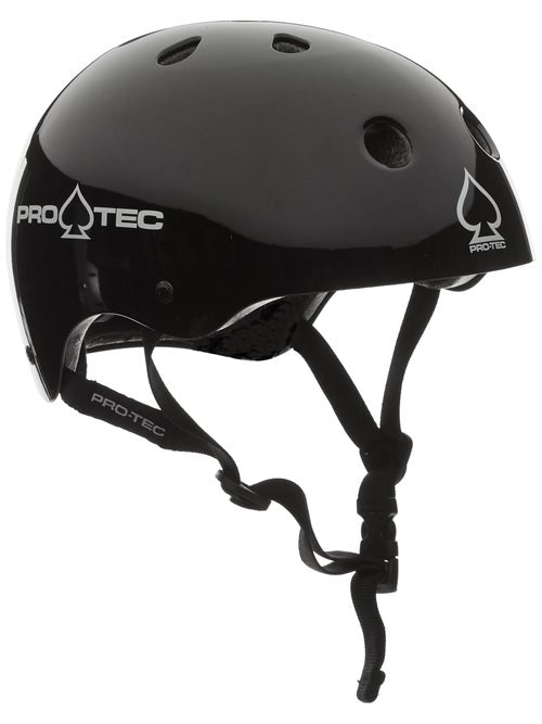 Protec The Classic Certified Gloss Black