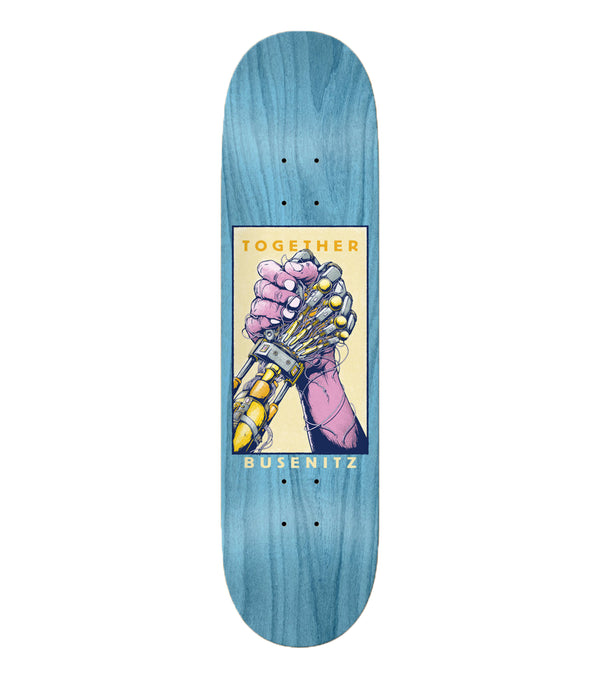 Real Busenitz Together Deck - 8.25