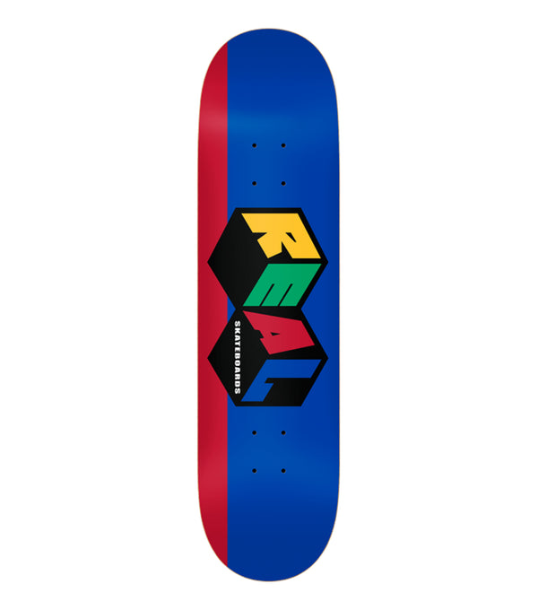 Real Team City Blocks Deck - 8.55