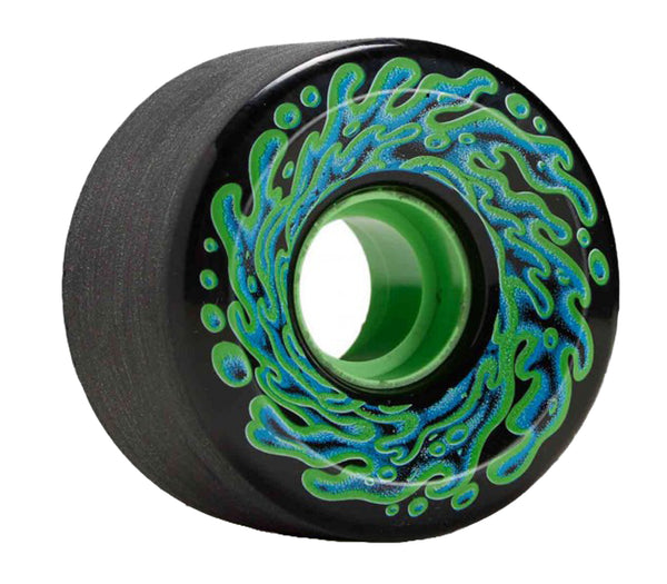 Slime Balls OG Slime Black/Green 78A 60mm