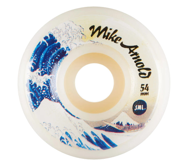 Sml Wheels Mike Arnold Big Waves V-Cut 99a 54mm