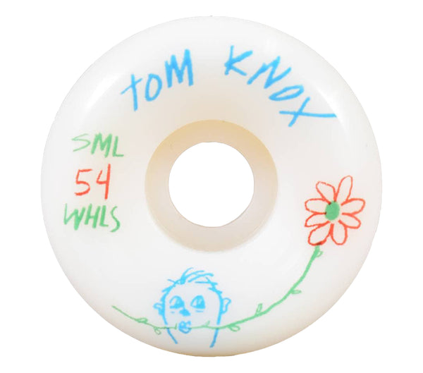 Sml Wheels Tom Knox Pencil Pushers V-Cut 99a 54mm