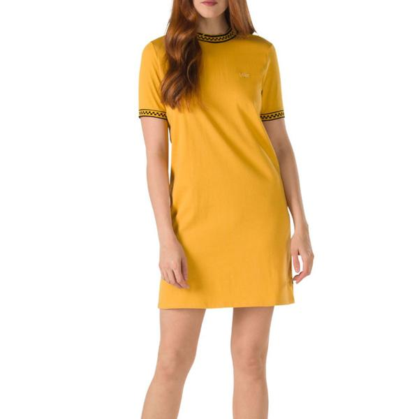 Vans Women's High Roller V Dress Mango Mojito