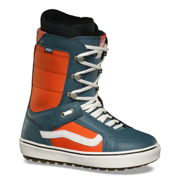 Vans Men's Hi-Standard OG Atlantic Deep Orange 2021