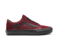 Vans Old Skool Breanna Geering - Port/Black