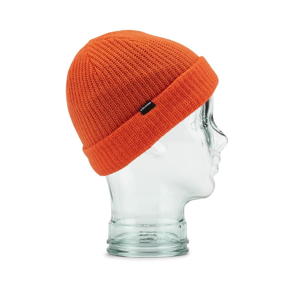 Volcom 2020 Youth Sweeplined Beanie Orange