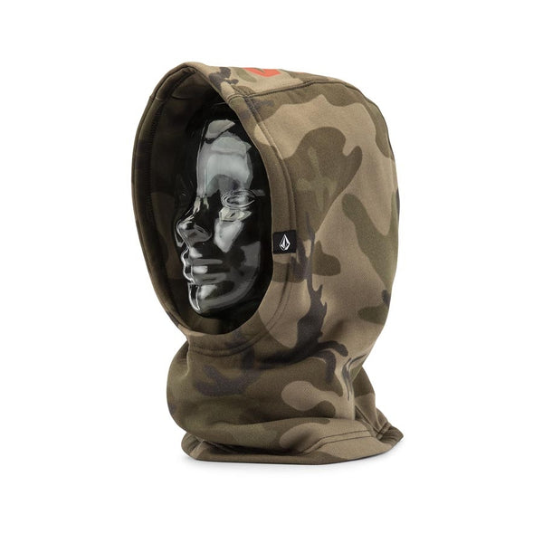 Volcom 2020 Youth Radar Hood Gi Camo