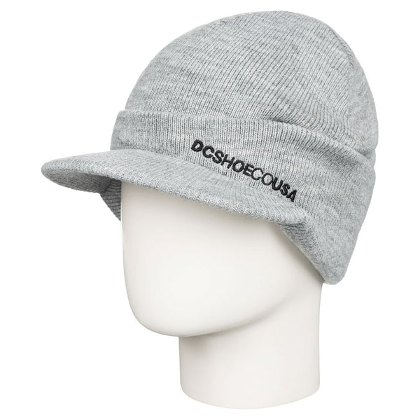 DC Kid's Youth Marquee Beanie Frost Grey 2021