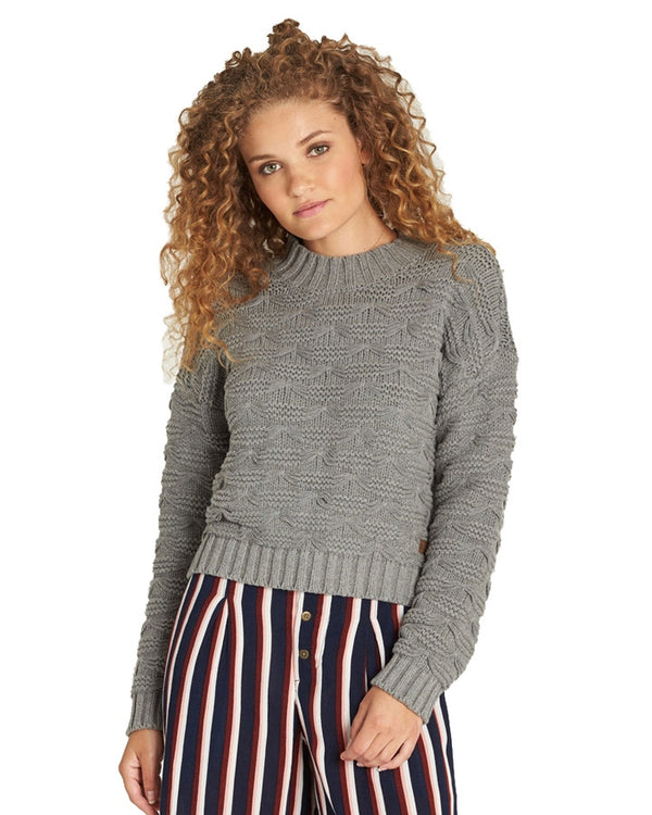 Element Women's Elle Sweater Grey Heather