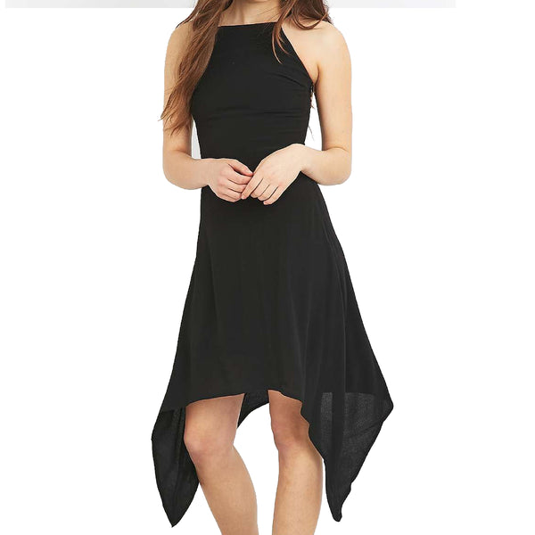 MINKPINK Women's Blown Away Dress Black