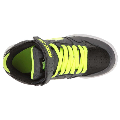 Nike SB Youth Mogan Mid 2 Dark Grey/Volt