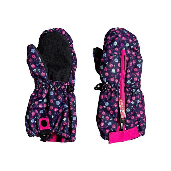 Roxy 2020 Toddlers' Snows Up Mitten Sweet Marg