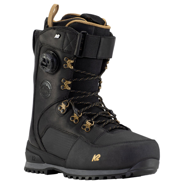 K2 Men's Aspect Boot Black 2021