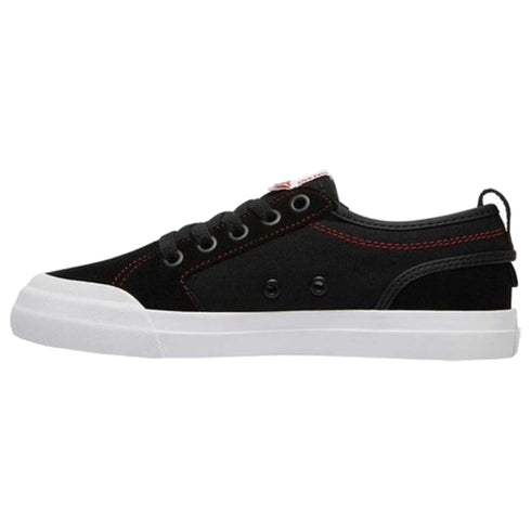 DC Youth Evan Shoe Black/Red/White
