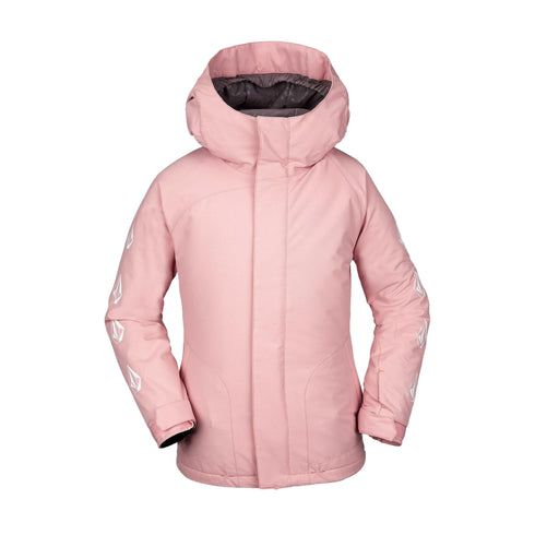 Volcom 2020 Youth Westerlies Jacket Pink