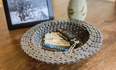eco friendly bicycle chain bowl