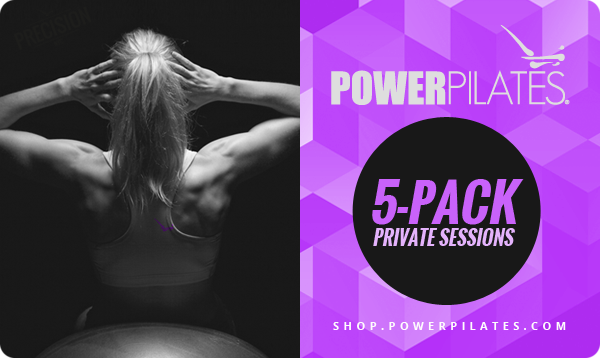 5-Pack of Private sessions