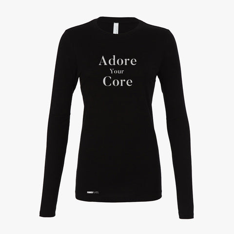 Adore Your Core Long Sleeve