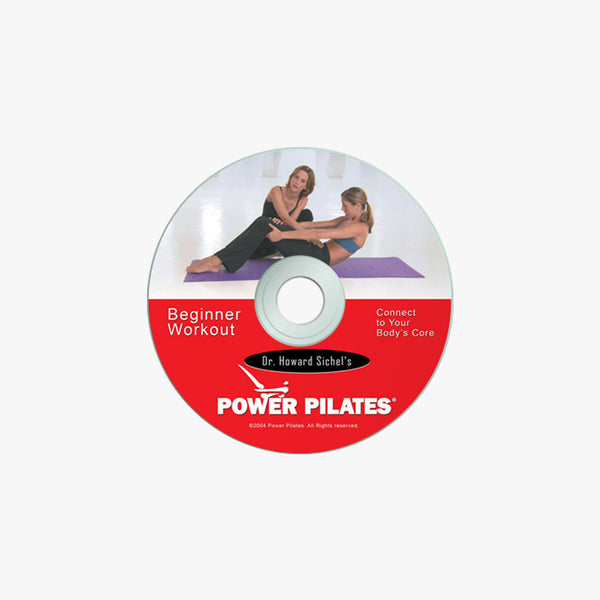 POWER PILATES BEGINNER WORKOUT DVD