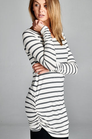 Camdyn Stripe Tunic