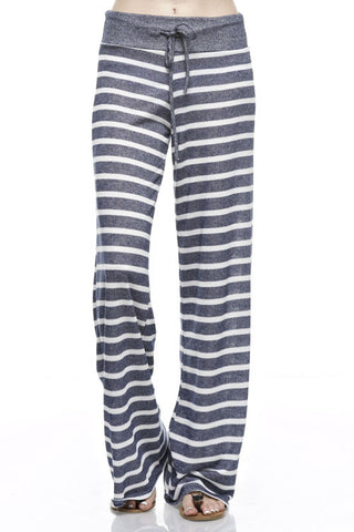 Navy Stripe Jammies