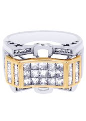 Mens Diamond Ring| 0.35 Carats| 10.29 Grams