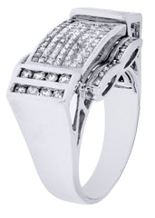 Mens Diamond Ring| 1.39 Carats| 11.66 Grams