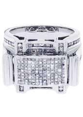 Mens Diamond Ring| 0.43 Carats| 17.78 Grams