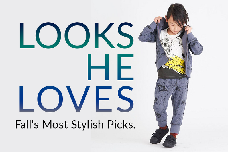 Looks he loves. Fall's most stylish picks.