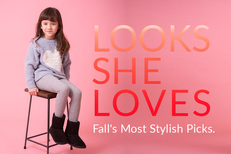 Looks she loves. Fall's most stylish picks.