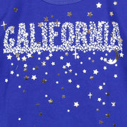 California star & moon glitter T-SHIRTS (2 colors) SS20