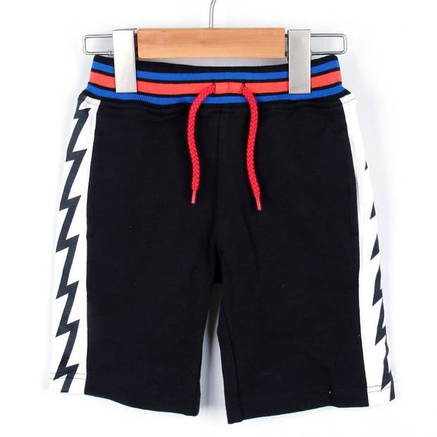 Thunder Stretch Pants (Black/Gray)