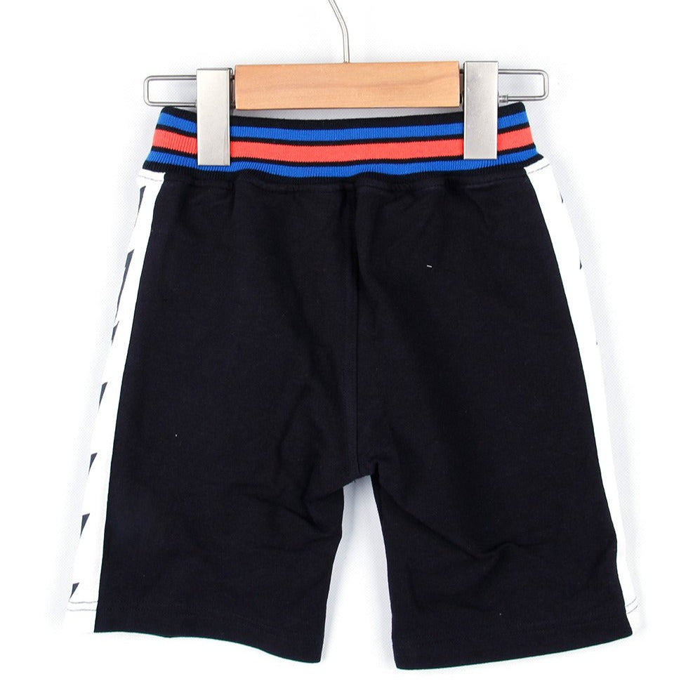THUNDER STRETCH PANTS (Black/Grey) SS20