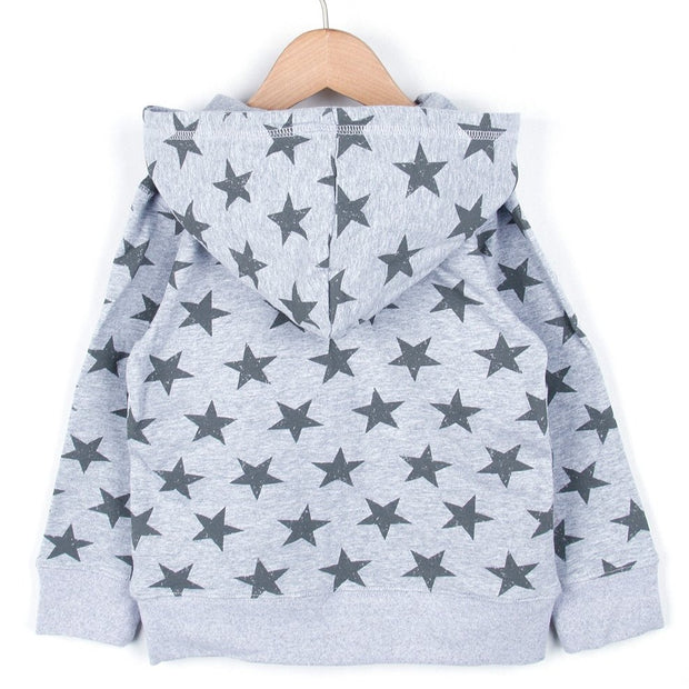 STAR HOODED (2 colors) SS20