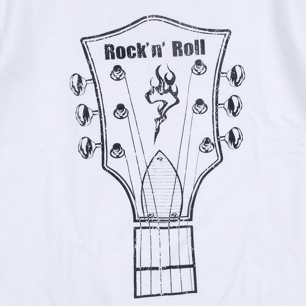 GUITAR ROCK T-SHIRT (2 colors) SS20
