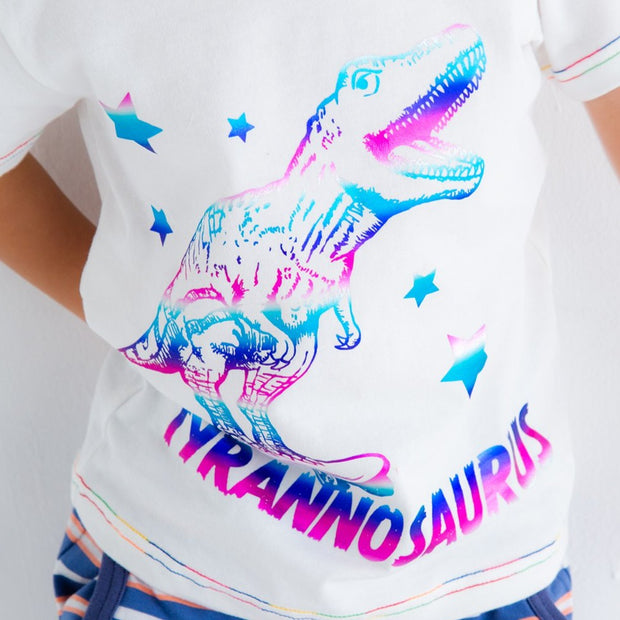 DINOSAUR T-SHIRT (2 colors) SS20