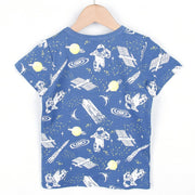 LUMINOUS SPACE T-SHIRT (2 colors) SS20